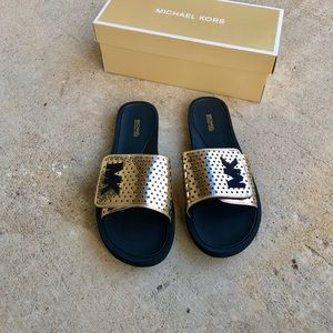 New Michael Kors Slides